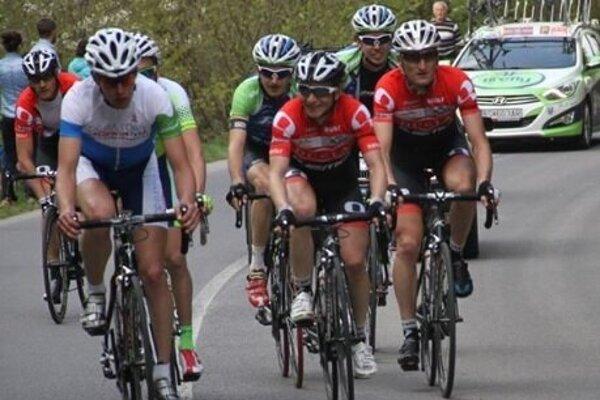 Cyklisti z Nitry získali bronz.