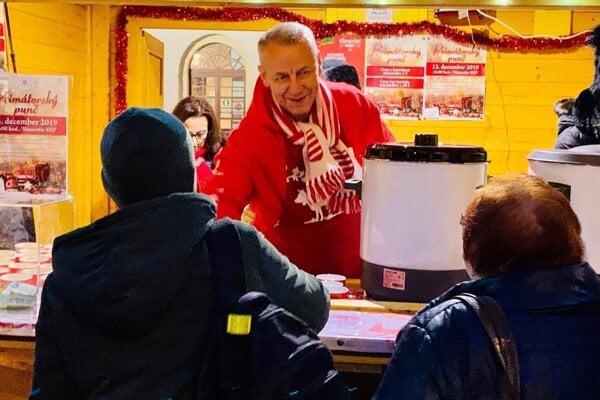 Výťažok z primátorského punču pôjde na pomoc Prešovu.