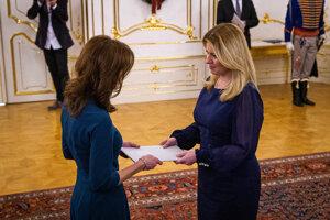 Prezidentka Čaputová prijala demisiu ministerky zdravotníctva Andrey Kalavskej.