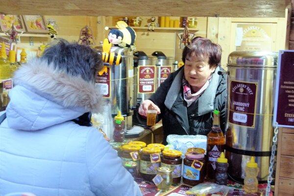 V Martine sú Vianočné trhy otvorené od 6. januára.