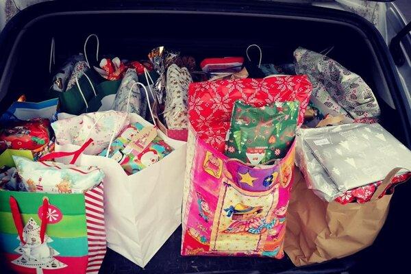 Pezinský vianočný škriatok myslel na deti aj tento rok
