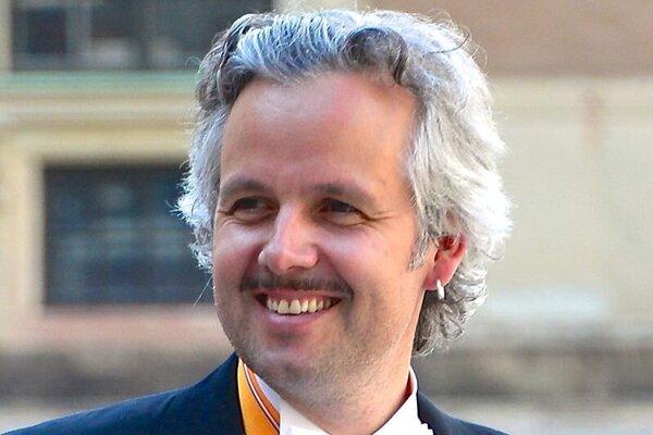 Ari Behn.