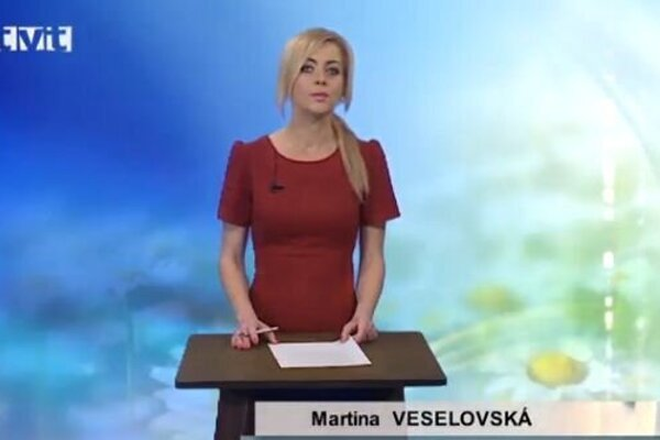 Televíziu Turiec povedia Martina Veselovská.