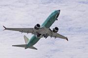 Lietadlo Turkish Airlines Boeing 737 MAX 8.