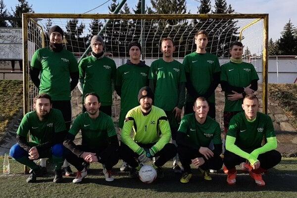 Pivkári, víťazi Lomnička Cupu 2019