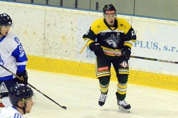 Jaroslav Markovič otvoril skóre duelu.