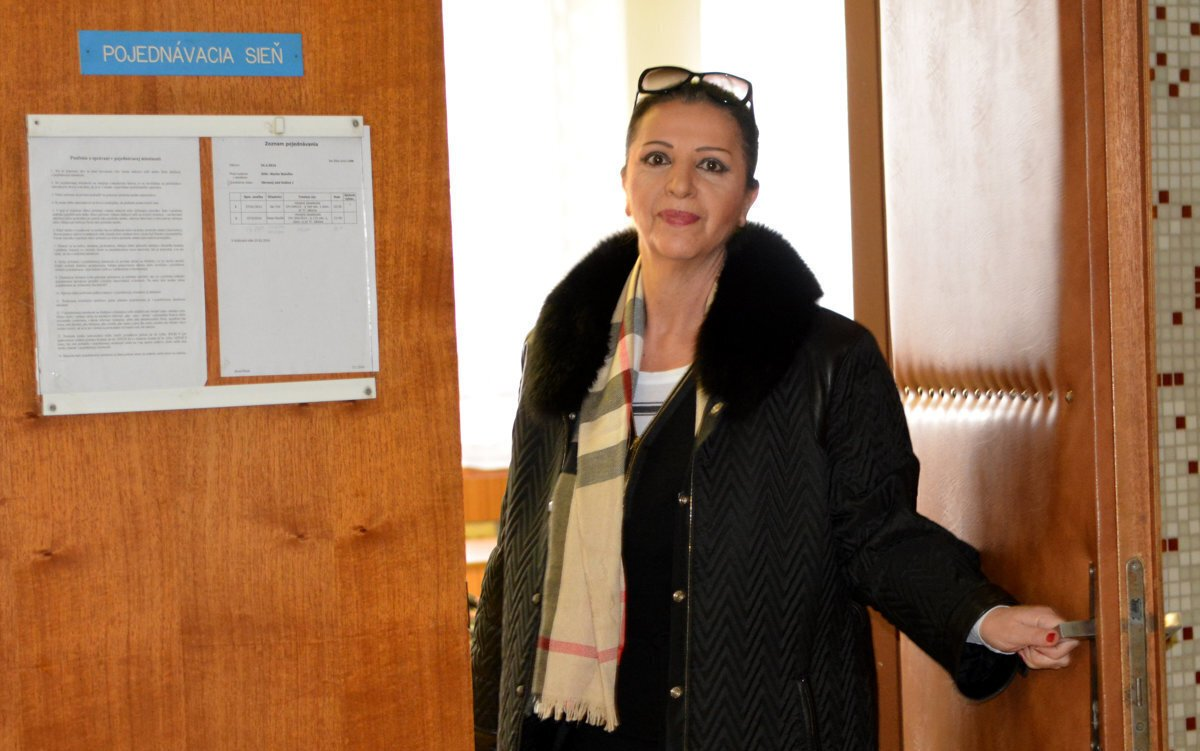 V Bratislave by mal pokračovať proces s Eleonórou Kabrheľovou - Korzár SME