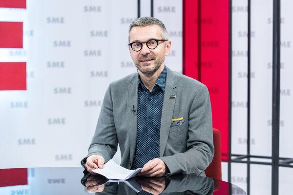 Ivan Kotuliak v relácii Rozhovory ZKH.