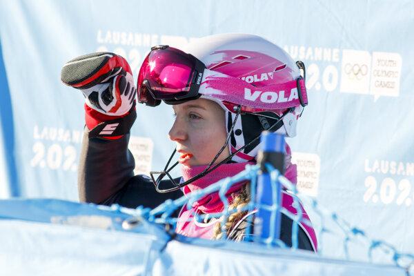 Rebeka Jančová.