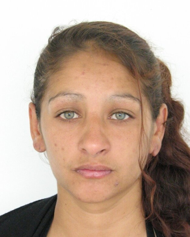 Hľadaná Lucia Rusová, 31-ročná Zvolenčanka.