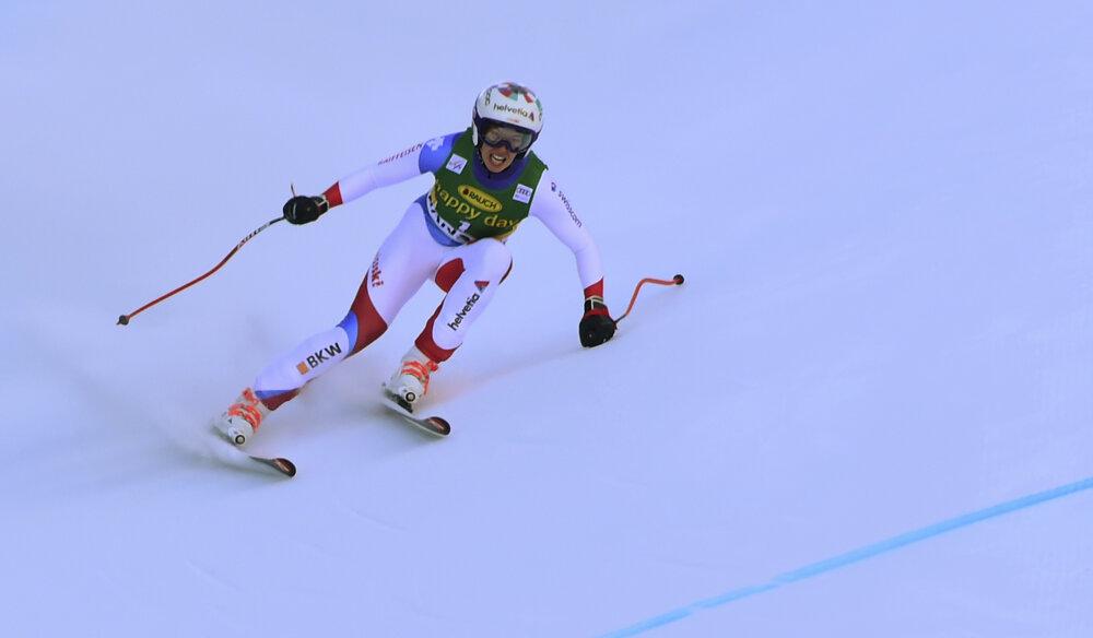 Alpske Lyzovanie Zjazd Zien V Bansku Fotogaleria Sport Sme Sk Sport Sme