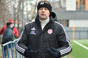 Kormidelník Bardejova Jozef Kukulský dúfa, že do kádra mu pribudnú nejaké posily.