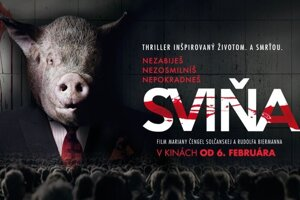 Premiéru filmu Sviňa uvidíte v Kine Úsmev o 19.00 hod.