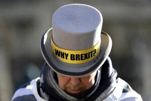 Prečo brexit, pýta sa aktivista.