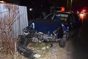Vodič jazdil po Prešove opitý.