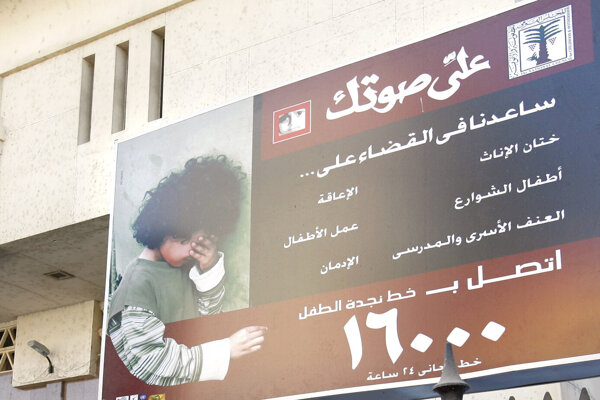 Egypt proti tejto nehumánnej praktike naoko bojuje už od polovice 90. rokov.