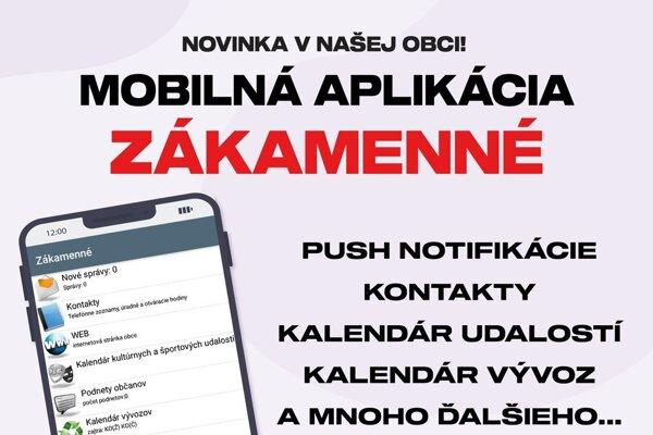 Novinka v Zákamennom.