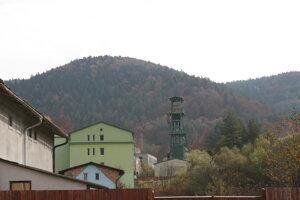 Rudňany, niekdajšia banícke obec na Spiši.