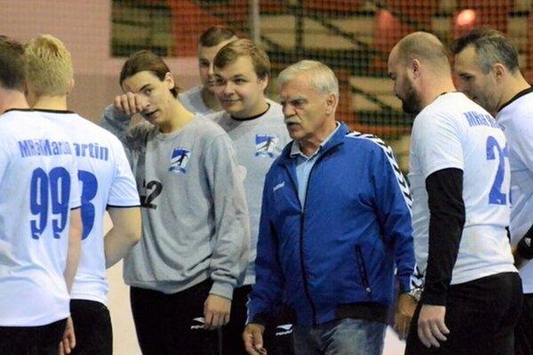Tréner Ladislav Bíro vyzdvihol charakter tímu.