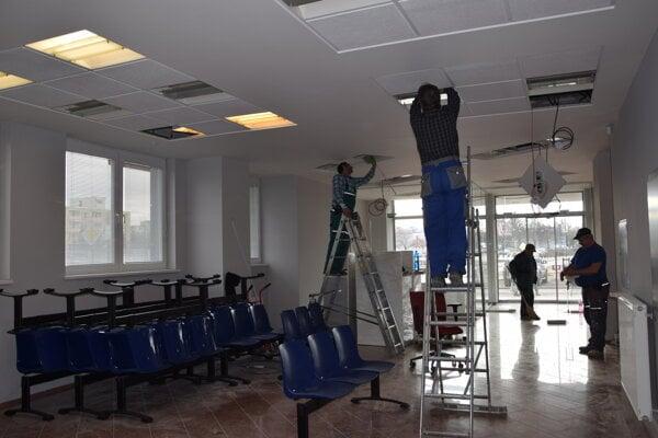 V Leviciach otvoria nové klientske centrum.