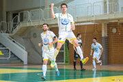 Futsalu sa Levičan venuje od svojich šestnástich rokov azahral si aj vprofesionálnom mužstve.