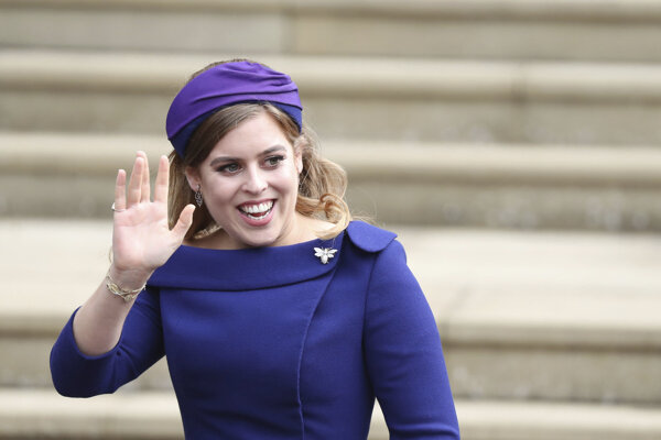 Princezná Beatrice