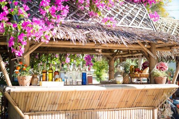 Pohárik rumu patrí ku karibskej dovolenke