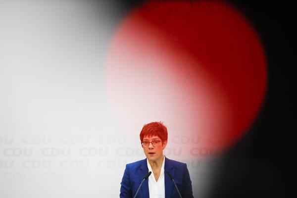 Annegret Kramp-Karrenbauerová