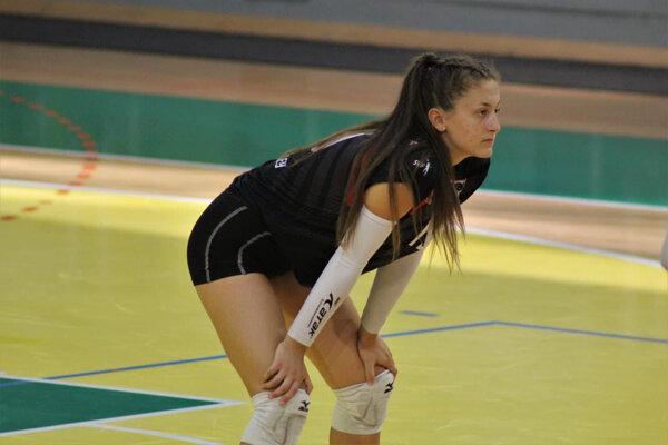 Diana Šuleková pôsobí v meste pod Zoborom.