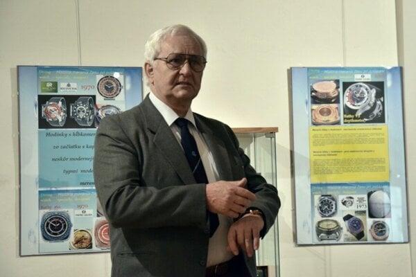 Peter Ferdinandy rozpráva o unikátoch vo svojej zbierke.