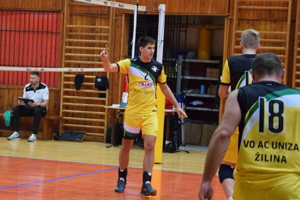 Martin Jančura pôsobí v aktuálnej sezóne v drese Žiliny.