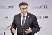 Premiér Andrej Plenkovič predtým vyhlásil, že ak Jelenič neodstúpi, vláda ho z funkcie odvolá.