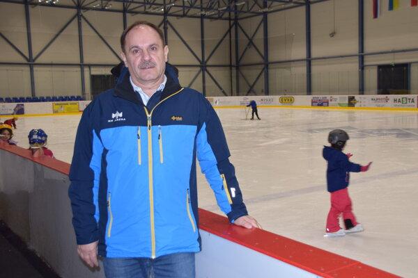 Miroslav Martykán, majiteľ MM Arény.