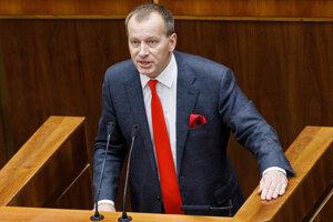 Poslanec NR SR Boris Kollár.