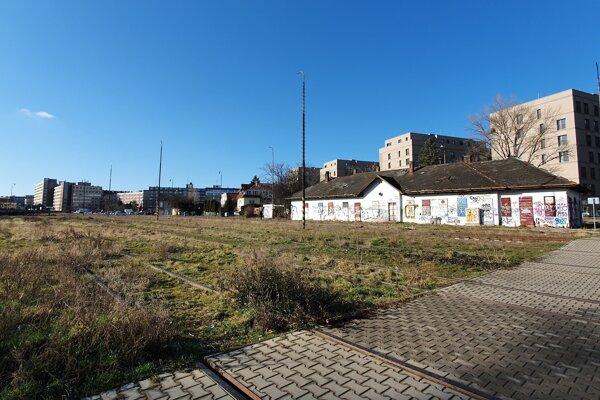 Bývalá stanica Filiálka