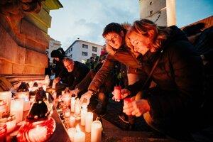 Spomienka sa konala v piatok aj v Trnave.