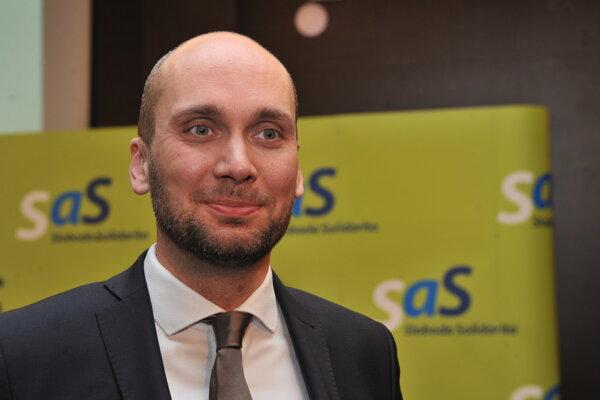 Karol Galek (SaS).
