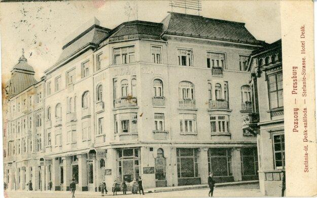 Hotel Deák