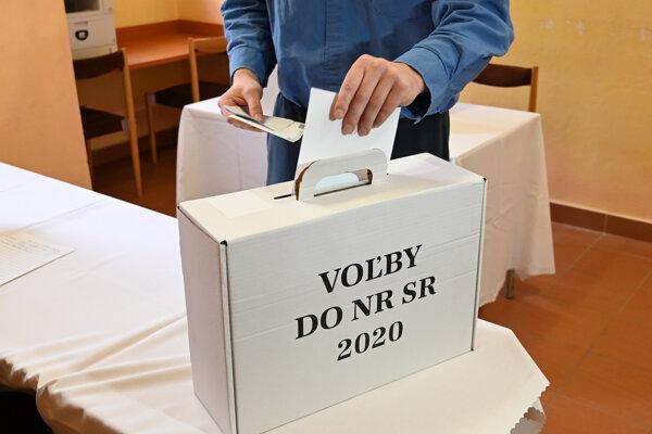 Volebná účasť vo väzniciach v Prešove a Sabinove dosiahla vyše 10 percent.