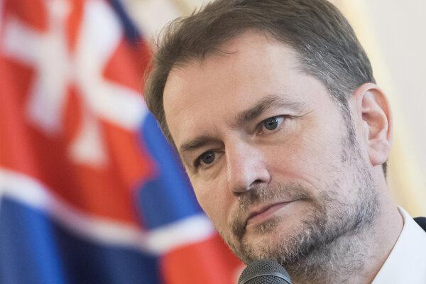 Voľby 2O20: Igor Matovič.