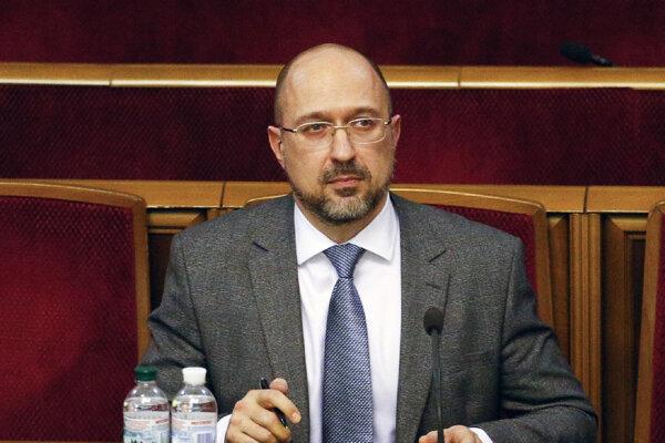 Denys Šmyhaľ, nový premiér Ukrajiny.
