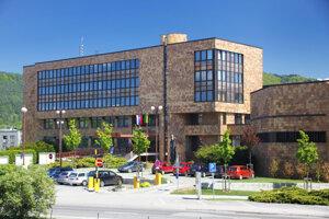 Mestský úrad v Žiline.