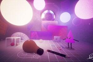 Vizuálny štýl hry je nezameniteľný, no aj tak si môžete vytvoriť vlastný.