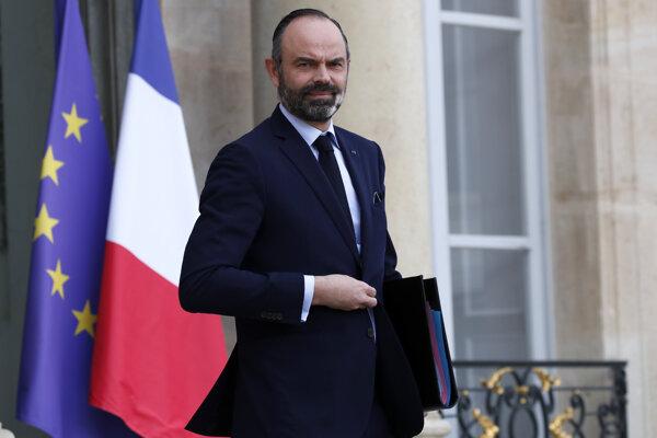 Edouard Philippe, predseda francúzskej vlády.