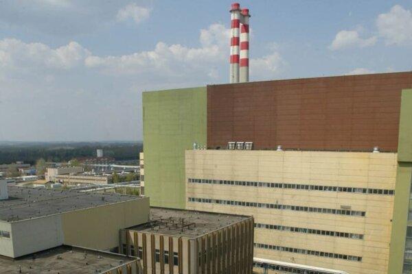 Druhý blok atómovej elektrárne v maiarskom Paksi.