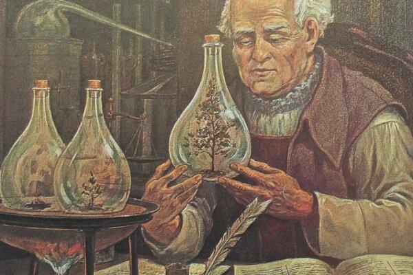 Slávny Paracelsus hľadal v Banskej Bystrici a na Španej Doline postupy pre svoju tinktúru arcanum, ktorá  mala liečiť všetky neduhy.