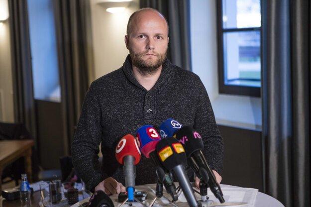 Minister obrany: Jaroslav Naď, OĽaNO