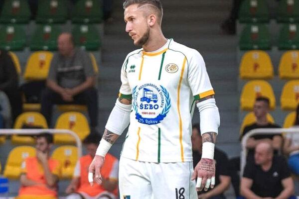 Okrem Slovana Levice je Erik aj brankárskou oporou levických futsalistov.