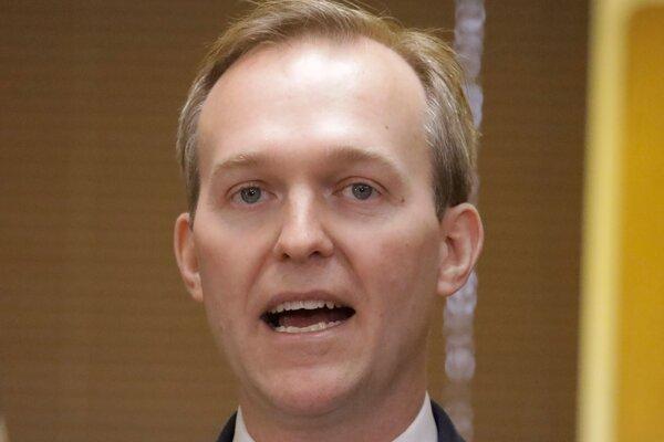 Kongresman Ben McAdams.