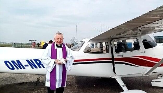 Generálny vikár Peter Brodek.